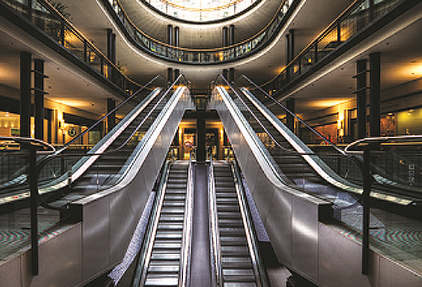 Heavy Duty Escalators, Heavy Commercial Escalator