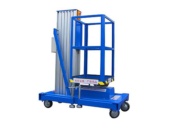 Self Propelled Aluminum Alloy Lift Platform
