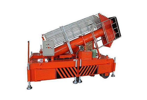Telescopic Cylinder Hydraulic Lift Platform